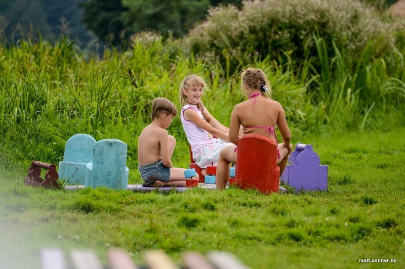 Чиновники заставляют пенсионера снести сельский аквапарк, который он построил для всей деревни аквапарк, дети. люди, добро, пенсионер, своими руками, село