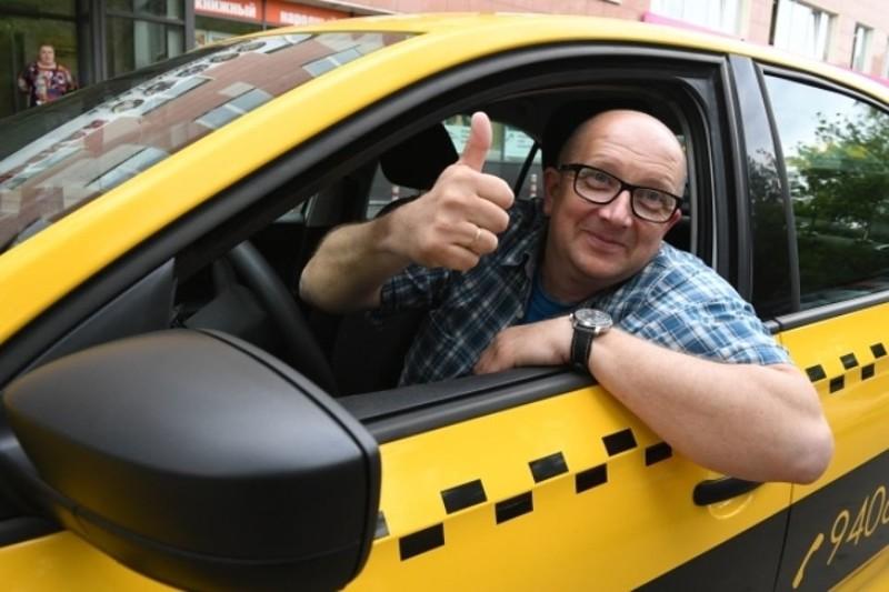 Заплатил за секс в такси
