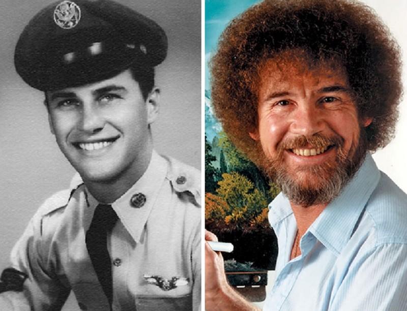 Боб Росс был сержантом ВВС США актер, звезда, знаменитость, начало, подработка, профессия, слава