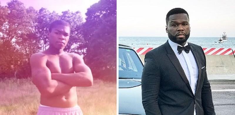50 Cent был дилером актер, звезда, знаменитость, начало, подработка, профессия, слава