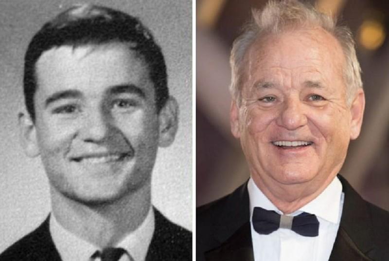 Билл Мюррей продавал каштаны на улице актер, звезда, знаменитость, начало, подработка, профессия, слава