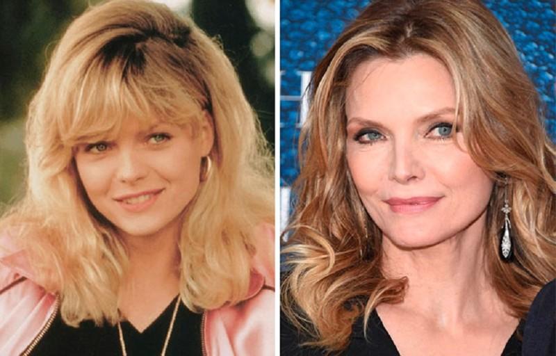Мишель Пфайффер подрабатывала кассиром в супермаркете актер, звезда, знаменитость, начало, подработка, профессия, слава