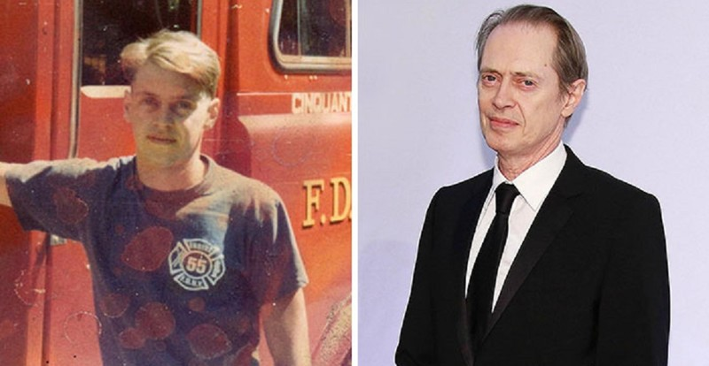 Стив Бушеми работал пожарным. После событий 11 сентября 2001 года актер вернулся на Манхэттен, где вместе с остальными пожарными разбирал завалы актер, звезда, знаменитость, начало, подработка, профессия, слава