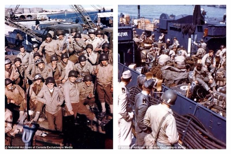 Солдаты 1 пехотной дивизии США готовятся к переброске в Нормандию через Ла-Манш архивные фотографии, военные фото, вторая мировая война, вторая мировая. фото, нормандия, франция