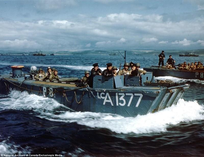 Переправка через Ла-Манш архивные фотографии, военные фото, вторая мировая война, вторая мировая. фото, нормандия, франция