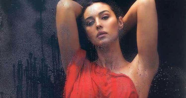 Секс-символ столетия: 15 горячих фото Моники Беллуччи актриса, знаменитости, кинодива, красота, моника беллуччи, самая сексуальная женщина, секс-символы, фото
