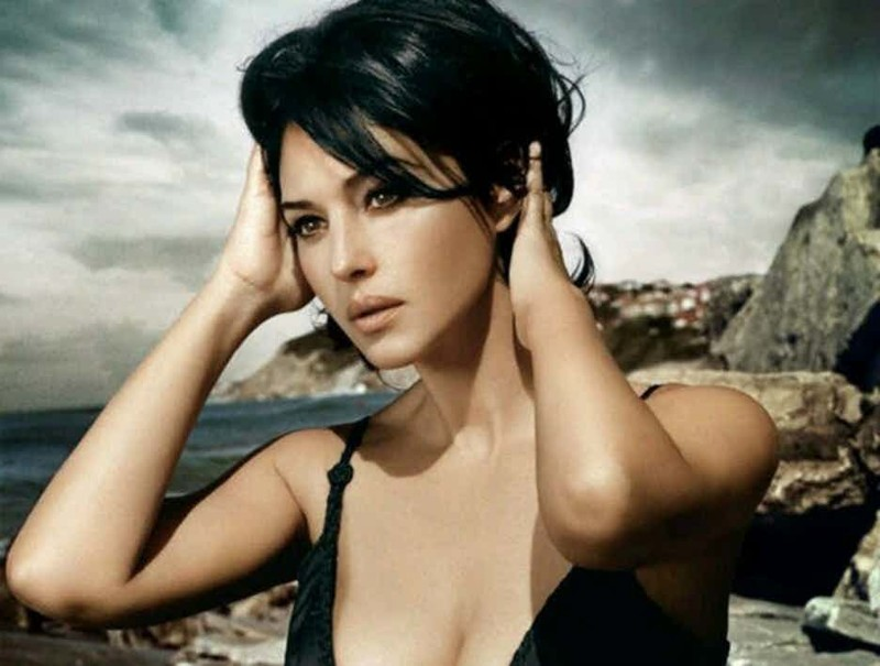 Неповторима! актриса, знаменитости, кинодива, красота, моника беллуччи, самая сексуальная женщина, секс-символы, фото