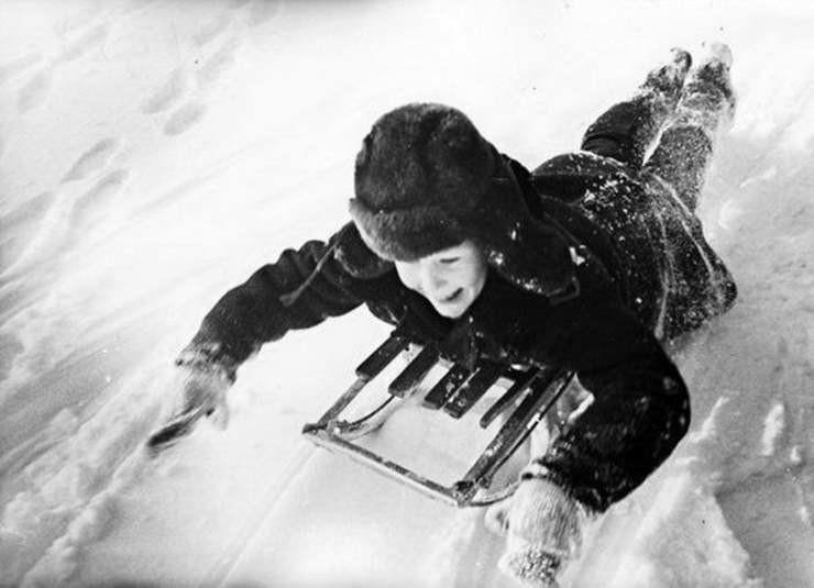 Когда снег забивается в варежку беда, детство, кошмар, неприязнь, страхи