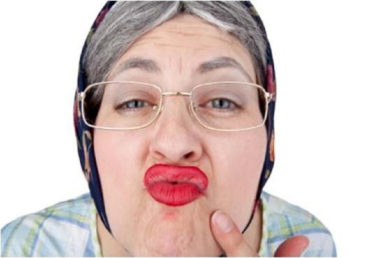 Когда тебя заставляют поцеловать двоюродную бабушку беда, детство, кошмар, неприязнь, страхи