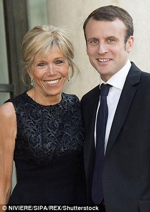 Заняв пост президента, Эммануэль Макрон уже потратил 10 000 долларов на макияж Макрон, визажист, госбюджет, макияж, президент, тысячи долларов, франция
