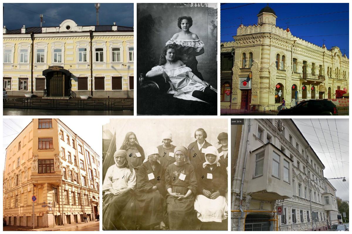 Несмотря на долгие годы борьбы с проституцией в России в середине 19 века пришли к выводу, что оную прошу легализовать, нежели запрещать бордель, дом терпимости, здания, интересное, история, проституция