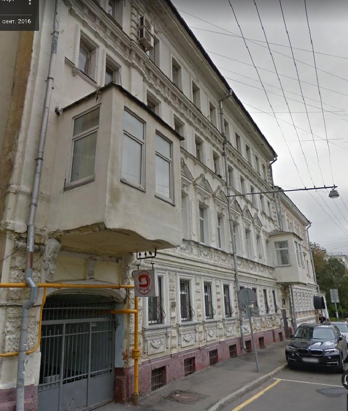 Москва. Большой Головин переулок, дом 22 бордель, дом терпимости, здания, интересное, история, проституция