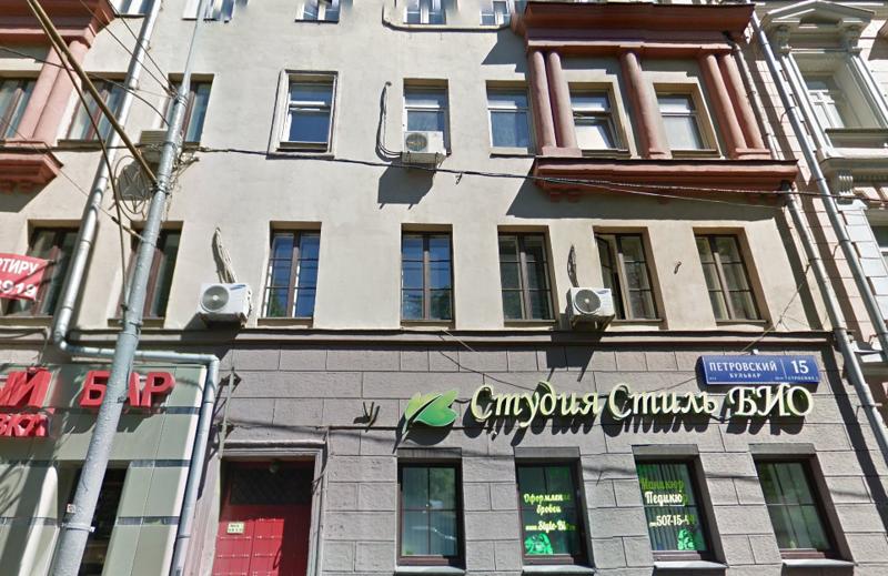 Петровский бульвар, 15 бордель, дом терпимости, здания, интересное, история, проституция