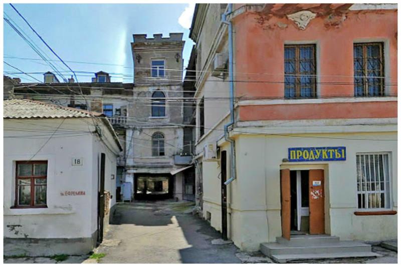 Ул. Ефремова (бывшая Миллионная) бордель, дом терпимости, здания, интересное, история, проституция