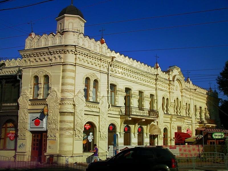 Дом Чирахова, Симферополь, пр-т. Кирова, 21 бордель, дом терпимости, здания, интересное, история, проституция