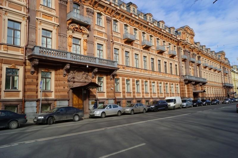 Конногвардейский бульвар, 17 бордель, дом терпимости, здания, интересное, история, проституция