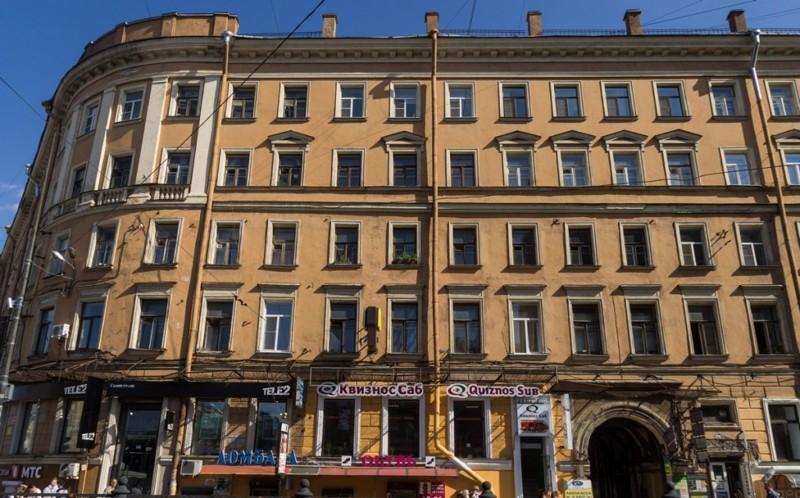 Вяземская лавра, Московский пр.2. бордель, дом терпимости, здания, интересное, история, проституция
