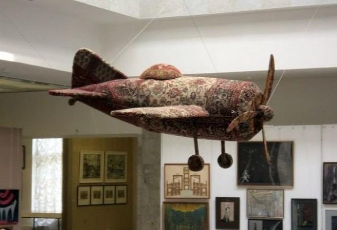 Ковер-самолет дизайн, ковер, красиво, смешно