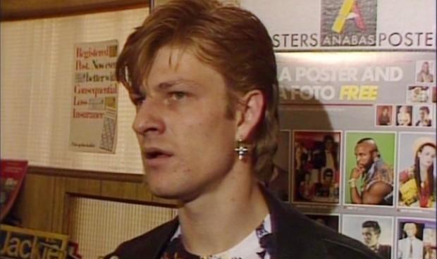 """Шон Бин (Эддард Старк) в сериале """"Чисто английское убийство"""" в 1984 году актер, актриса, знаменитость, игра престолов, сериал, фотография, юность"""