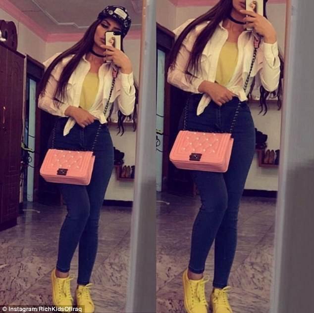 Золотая молодежь - она и в Ираке золотая молодежь богатые дети, богачи, деньги, золотые дети, ирак, красивая жизнь, мажоры, фото
