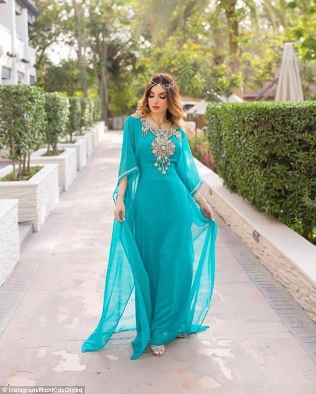 Иракские красавицы богатые дети, богачи, деньги, золотые дети, ирак, красивая жизнь, мажоры, фото