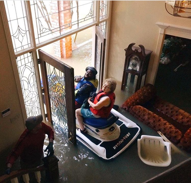 Наводнение в Техасе день, животные, кадр, люди, мир, снимок, фото, фотоподборка