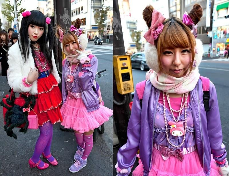 Как отличить кореянку и китаянку от японки? интересное, китайцы, корейцы, нация, япония, японцы