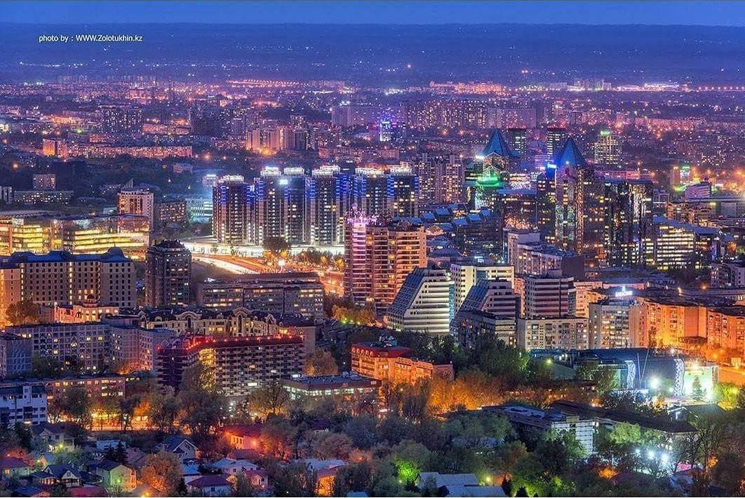 картинки город алма ата здесь