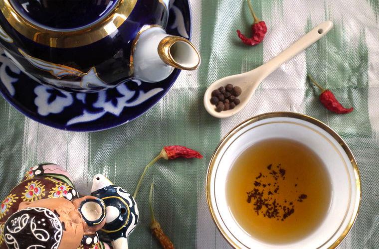 Они наливают гостям половину пиалы чая в мире, законы, интересно, люди, познавательно, правила, русский, узбек