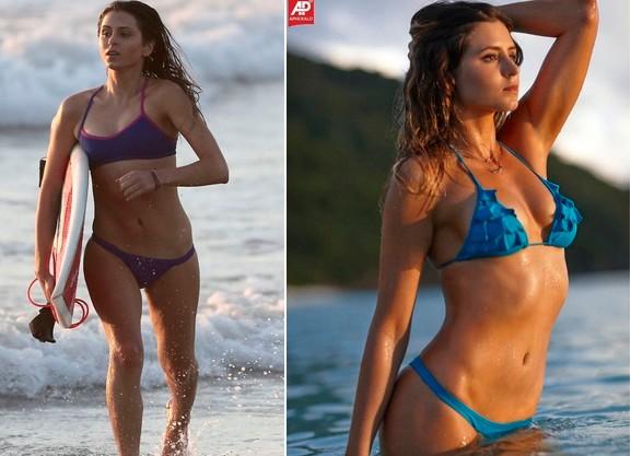 Анастасия Эшли - серфинг девушки, красавицы, красота, красотки, обаятельные и привлекательные, спорт, спортсменки, фото
