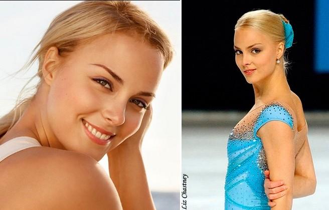 Киира Корпи - фигурное катание девушки, красавицы, красота, красотки, обаятельные и привлекательные, спорт, спортсменки, фото