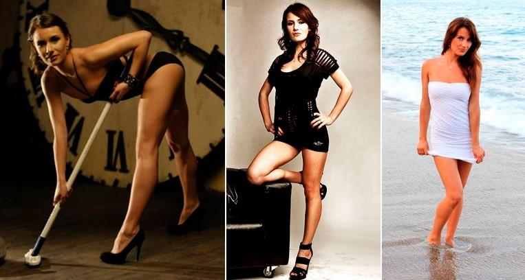 Анна Сидорова - керлинг девушки, красавицы, красота, красотки, обаятельные и привлекательные, спорт, спортсменки, фото