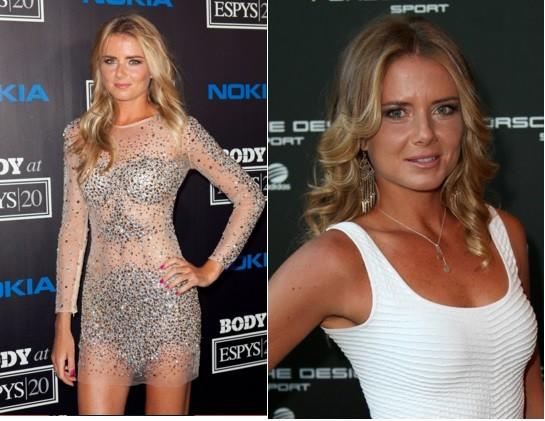 Даниэла Хантухова - теннис девушки, красавицы, красота, красотки, обаятельные и привлекательные, спорт, спортсменки, фото