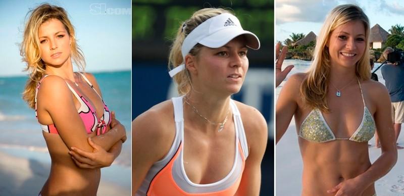 Мария Кириленко - теннис девушки, красавицы, красота, красотки, обаятельные и привлекательные, спорт, спортсменки, фото