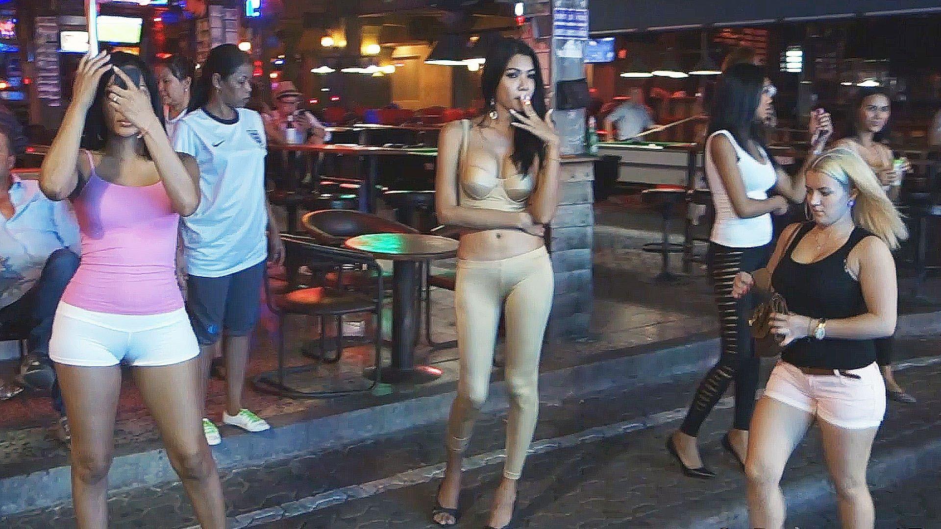 Экзотический секс курорт