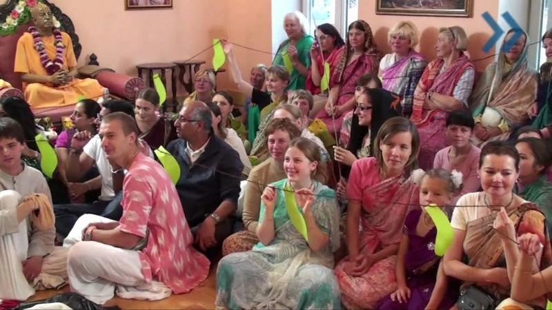 Член семьи попал к кришнаитам