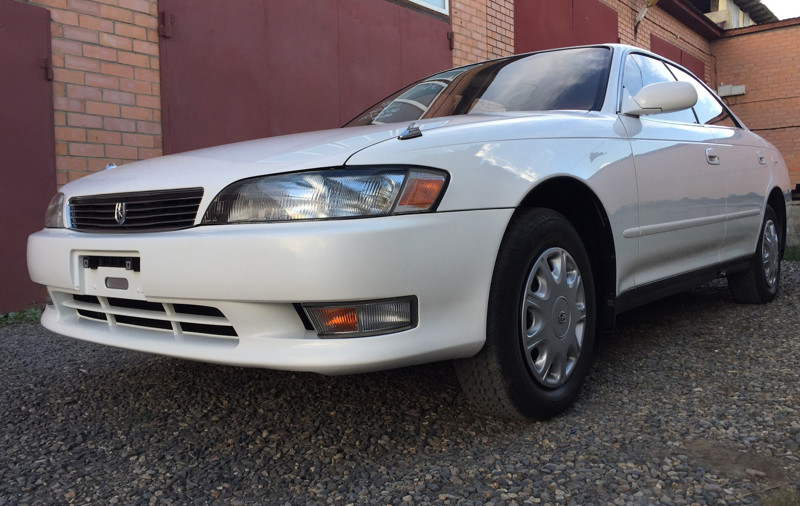 Toyota Mark II 1994 года с пробегом 5764 км