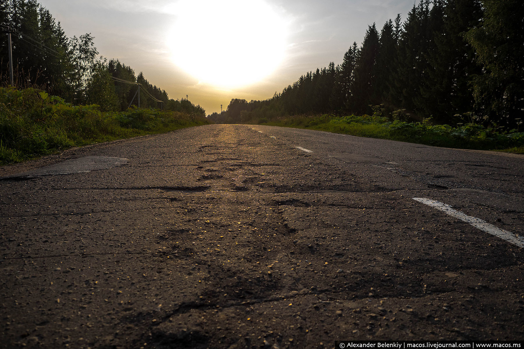 Картинки русских дорог