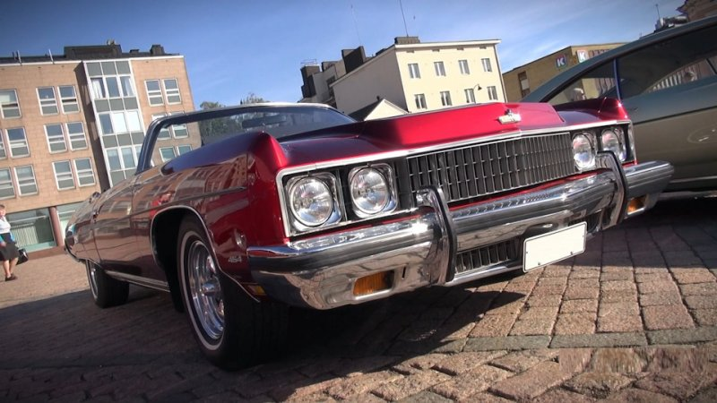 Стиль и мощь в Лас-Вегасе: The Great Red Shark и Black Shadow chevrolet, кабриолет, кино, конотачки, олдтаймер, ретро авто, фильм