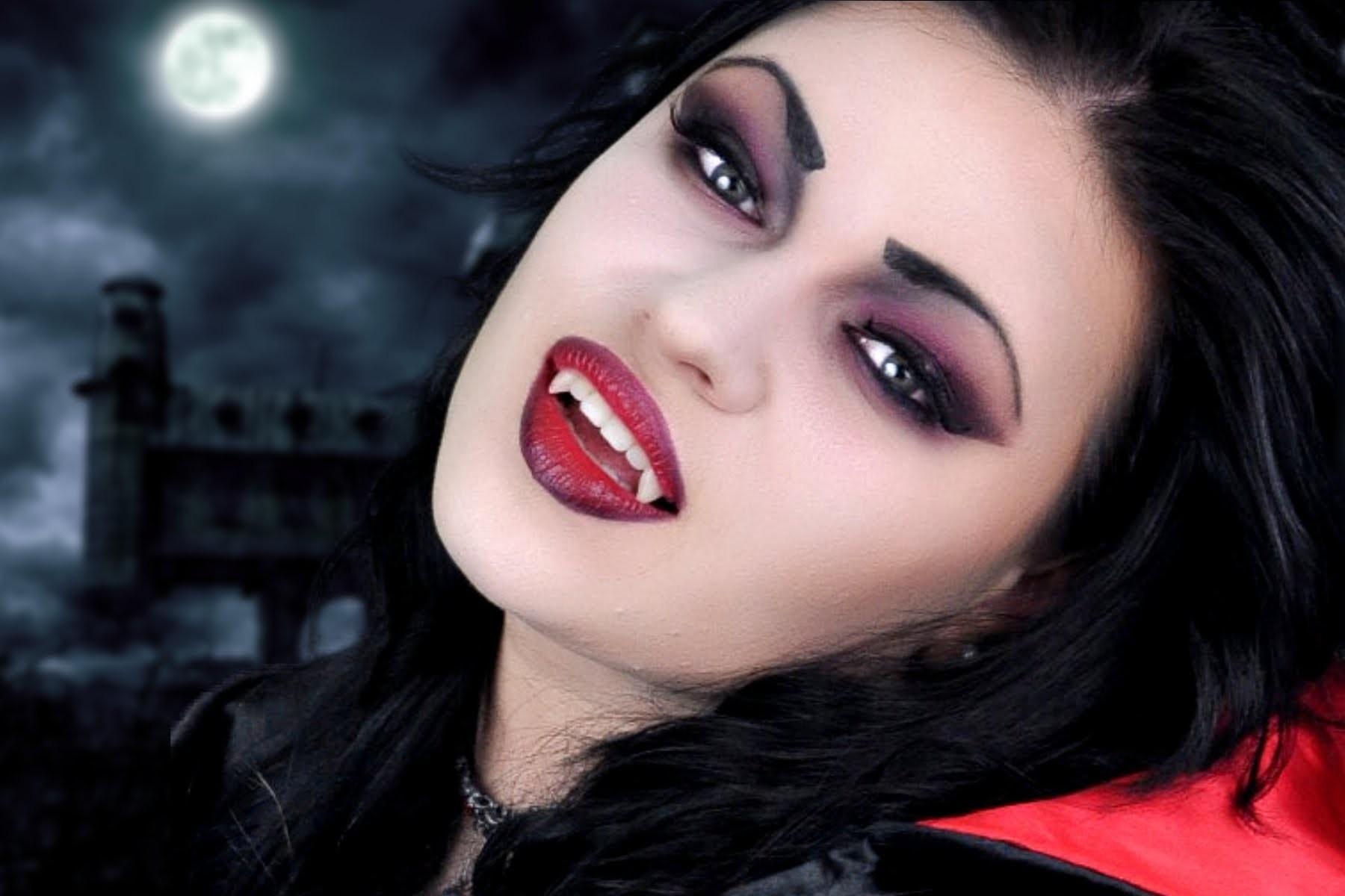Красивые фотки вампиры