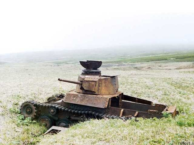 Последний танковый бой Второй мировой войны