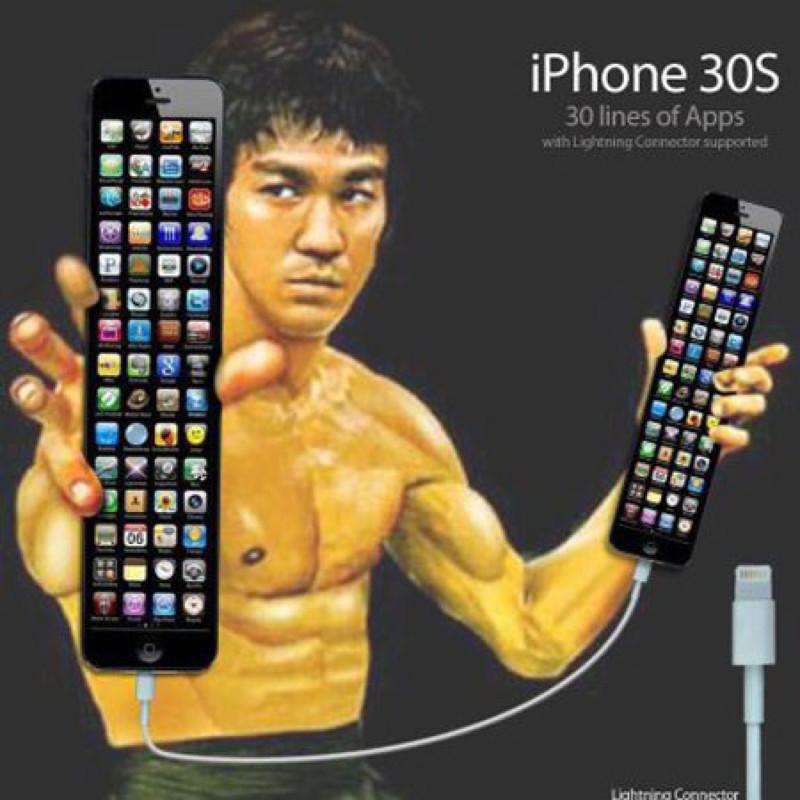 Айфону в этом году 10 лет. Каким будет телефон еще через десяток лет? apple, iphone, iphone8, айфон, соцсети