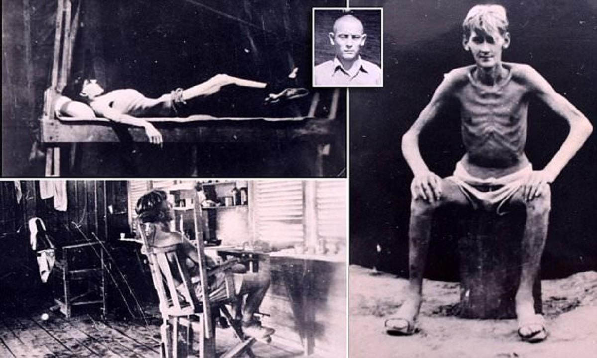 Секс в концлагере во время войны