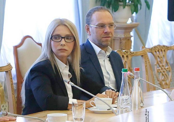 Сенсация видео с юлией тимошенко порно