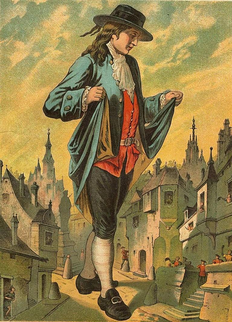 Иллюстрации к книге путешествия гулливера