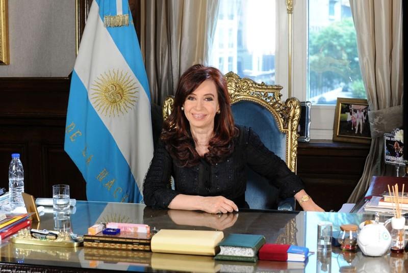 1. Кристина Фернандес де Киршнер - Аргентина Ким Кардашьян, женщины в политике, женщины политики, интересно и познавательно, красивые женщины, кто кого, политики, привлекательные