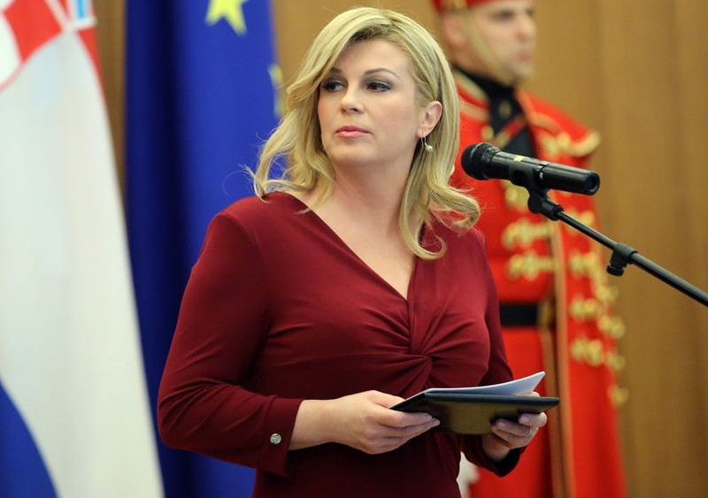2. Колинда Грабар-Китарович - Хорватия Ким Кардашьян, женщины в политике, женщины политики, интересно и познавательно, красивые женщины, кто кого, политики, привлекательные