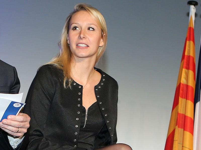 6. Марион Марешаль-Ле Пен - Франция Ким Кардашьян, женщины в политике, женщины политики, интересно и познавательно, красивые женщины, кто кого, политики, привлекательные