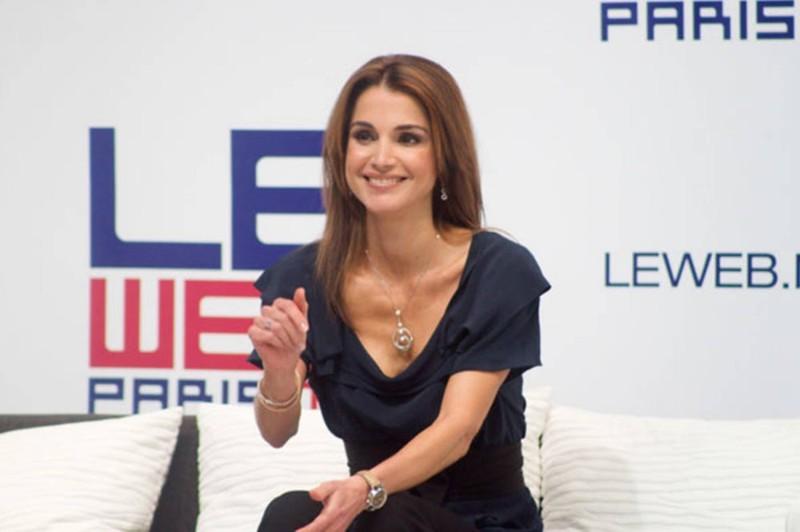 8. Королева Рания аль-Абдулла - Иордания Ким Кардашьян, женщины в политике, женщины политики, интересно и познавательно, красивые женщины, кто кого, политики, привлекательные