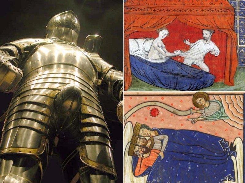 Секс машины в средневековье